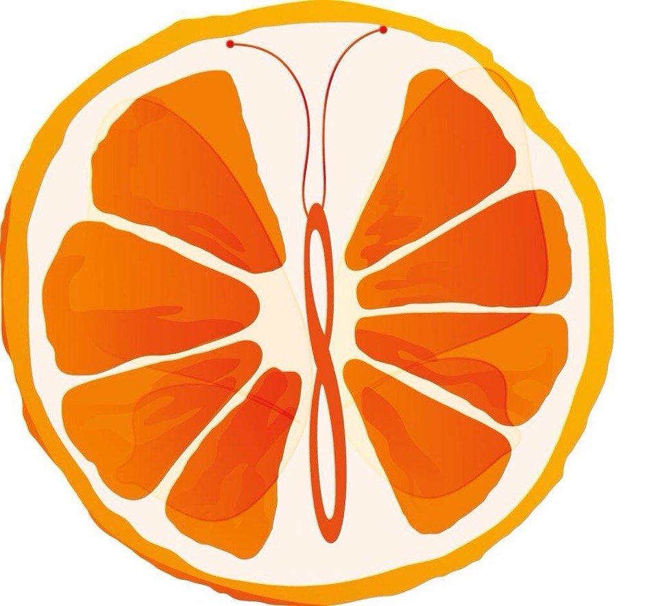 эмблема апельсин фото мамочку заковали