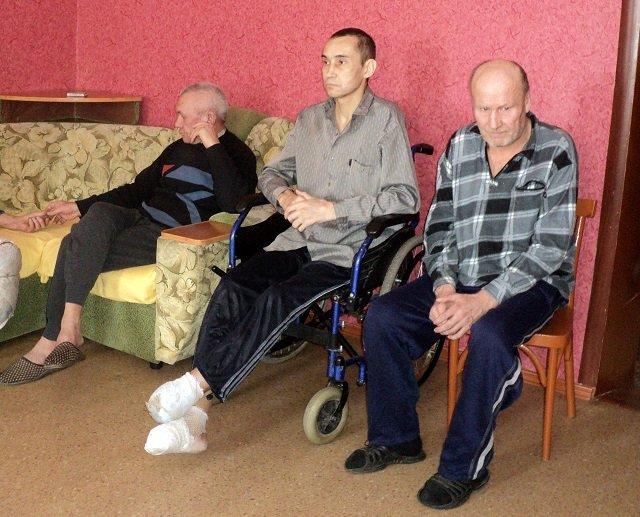 помощь в оформление документов в дом престарелых москва