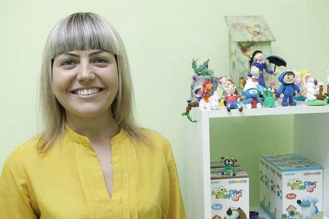 Юлия Комарова, руководитель проекта