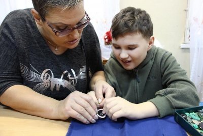 Мастерская Центра социальной реабилитации для людей с инвалидностью «Мария»