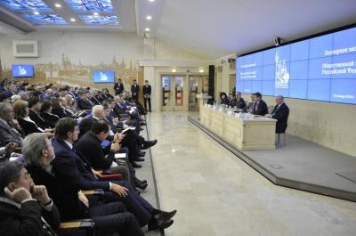 Состав Общественной палаты следует обновить на70-75%, считает Бречалов