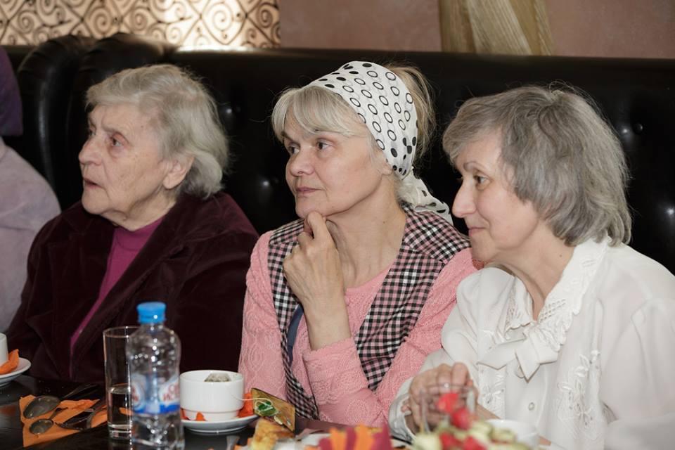 знакомства для пенсионеров в ярославле