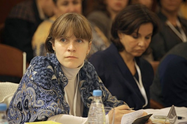Лиза Олескина