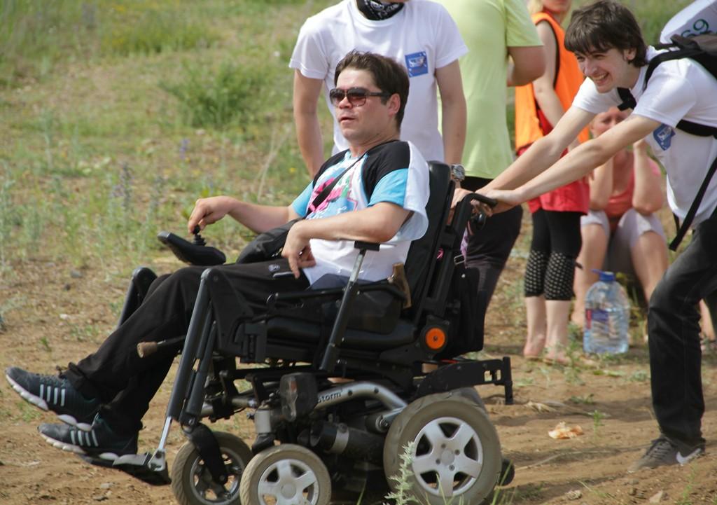 Сайт их инвалидами и с знакомство общение
