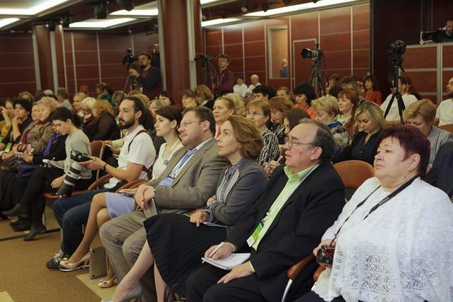 """IV Конференция """"Общество для всех возрастов"""" собрала более 500 участников"""