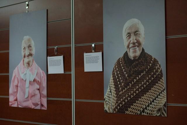 В рамках фотопроекта Senior Group «Улыбка не стареет» показан стремительно меняющийся мир, где за каждой улыбкой история целой страны