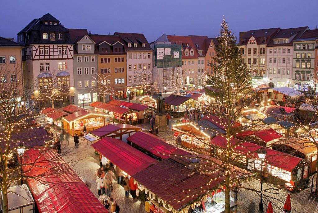 Фахверковые сказки и винные дороги Европы. Новый год в Страсбурге.