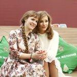 Елизавета Олескина и Лиза Арзамасова