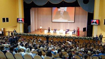 В. Путин призвал кукреплению взаимодействия детских омбудсменов сорганами власти