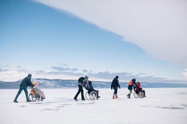 Картинки по запросу На Байкале построят базу отдыха для инвалидов-колясочников