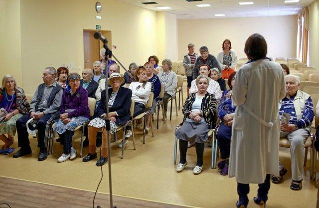 лекция о здоровом образе жизни