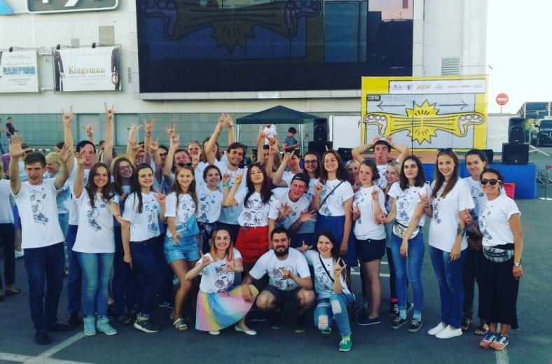 Нижегородский фестиваль жестового языка собрал более тысячи участников