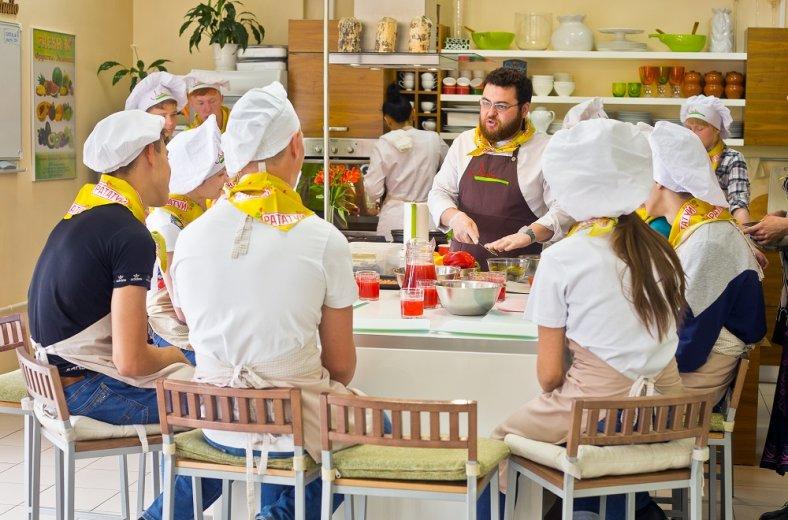 Иркутск теплый дом кулинарный мастер-класс