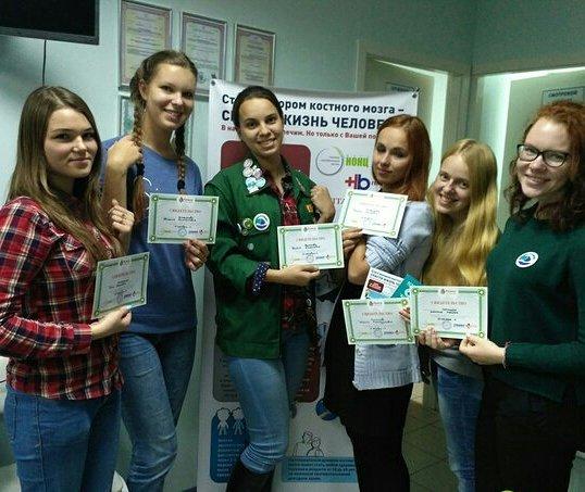Более 800 нижегородцев стали потенциальными донорами костного мозга