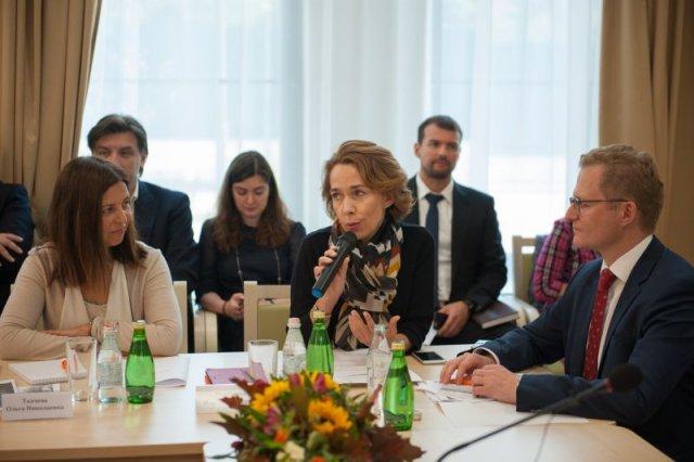 Мария Морозова Фонд Тимченко