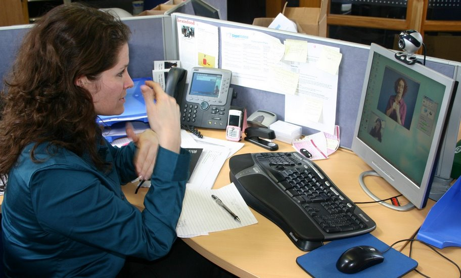 the importance of telecommunications relay services to deaf people Today, it is an active national advocacy organization focusing its energies and resources to address equal access issues in telecommunications and media for people who are deaf, hard-of-hearing, late-deafened and deafblind.
