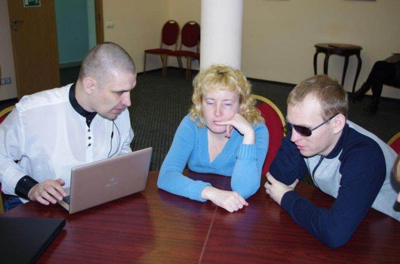Незрячие нижегородцы смогут посетить курсы по финансовой и компьютерной грамотности