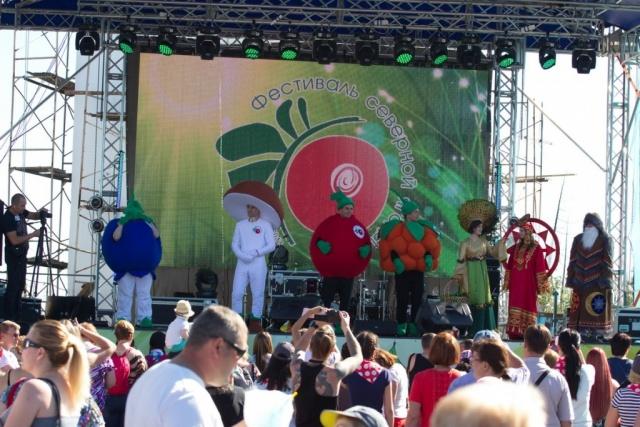 фестиваль северной ягоды