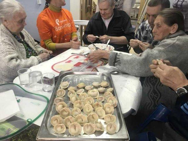 Волонтерские движения в дома престарелых липецкий дом интернат для престарелых и инвалидов сайт