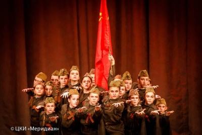 В столицеРФ прогремел превосходный торжественный салют вчесть Дня Победы