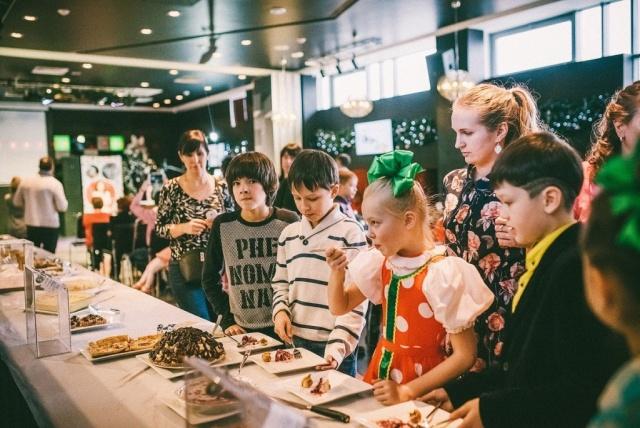 благотворительный фестиваль выпечки