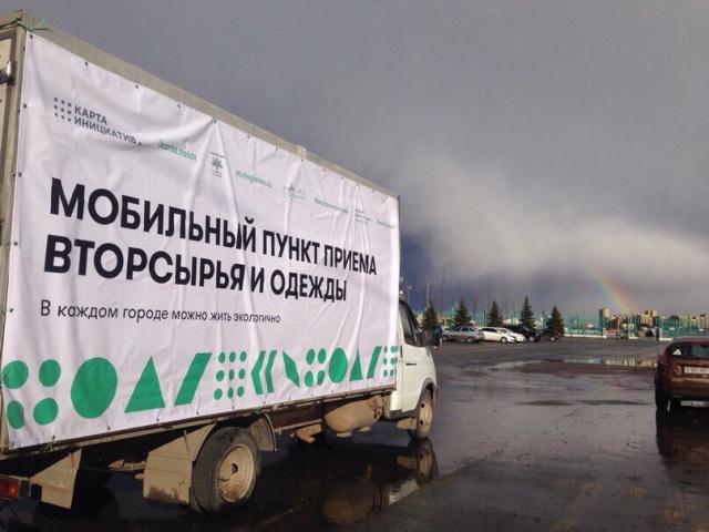 Казань экология