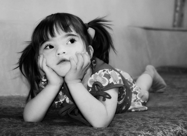 Девочка с синдромом Дауна Нижний Новгород