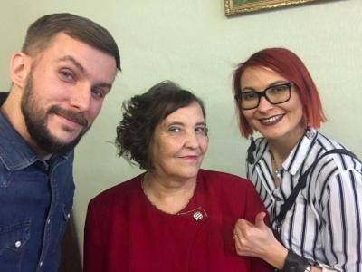 Акции помощи домам престарелых товарковский дом-интернат для престарелых и инвалидов тульская область