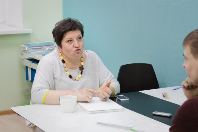 Светлана Маковецкая, центр ГРАНИ