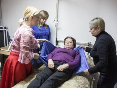 Уход за лежачими больными на дому волгоград документация домов престарелых