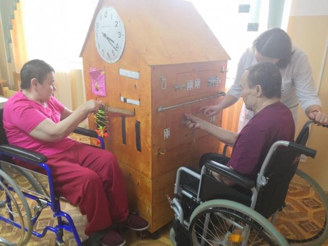 Дома инвалидов и престарелых в тамбове екатеринбург дом престарелых