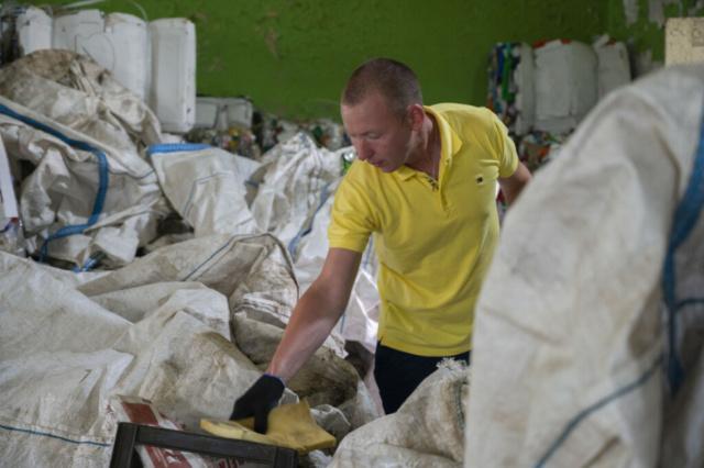 Сергей Балтаев раздельный сбор мусора