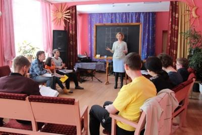 Стартовала программа «Как стать чемпионом» для молодых людей с инвалидностью